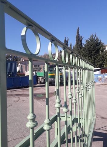 balcon ferronnerie fer forgé